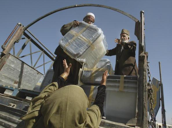 Kabul「Afghanistan Gets Ready For Historical Election」:写真・画像(17)[壁紙.com]