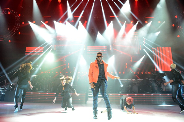 Samir Hussein「Usher Performs For The 'American Express Unstaged' Series」:写真・画像(14)[壁紙.com]