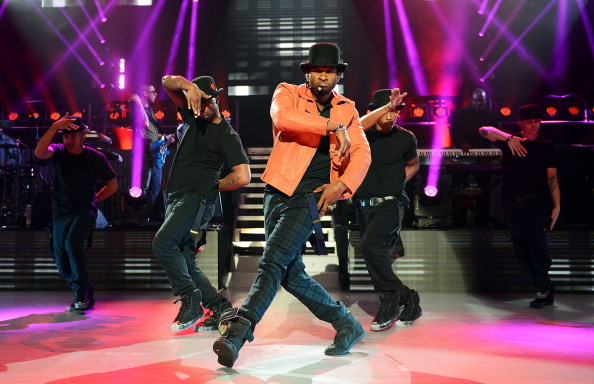 Samir Hussein「Usher Performs For The 'American Express Unstaged' Series」:写真・画像(11)[壁紙.com]
