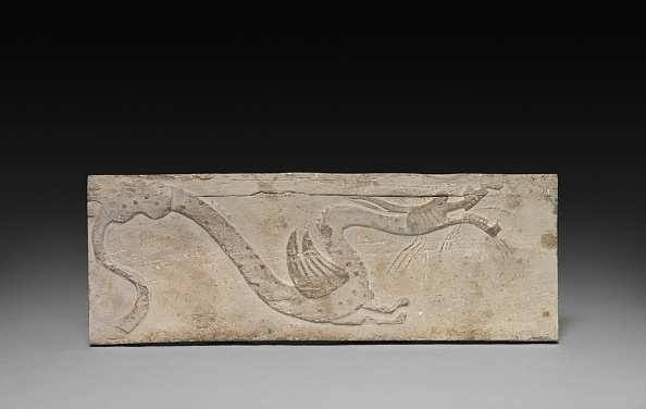 Creativity「Relief With Dragon From A Funerary Stove Model」:写真・画像(19)[壁紙.com]