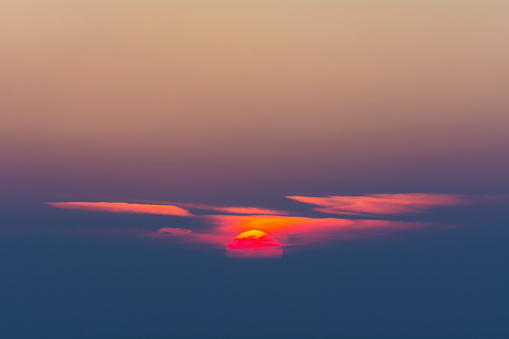 Harz Mountain「Sky at Sunset, Altenau, Harz, Lower Saxony, Germany」:スマホ壁紙(17)