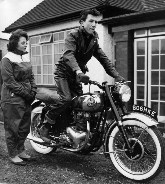 Motorcycle「BSA Motorbike」:写真・画像(16)[壁紙.com]