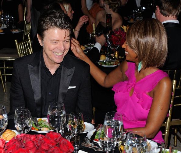 デヴィッド・ボウイ「Katharina Harf Hosts DKMS' 5th Annual Gala: Linked Against Leukemia Honoring Rihanna & Michael Clinton At Cipriani Wall Street」:写真・画像(10)[壁紙.com]