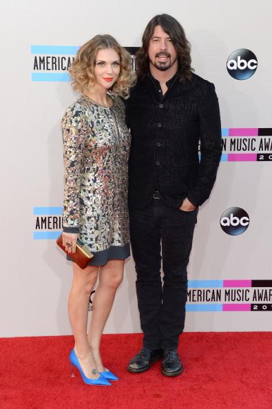 Leather Shoe「2013 American Music Awards - Arrivals」:写真・画像(4)[壁紙.com]