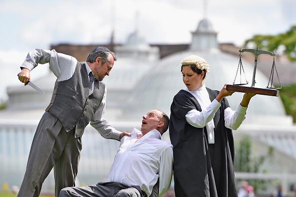 The Knife「Merchant Of Venice Comes To Glasgow's Botanic Gardens」:写真・画像(9)[壁紙.com]