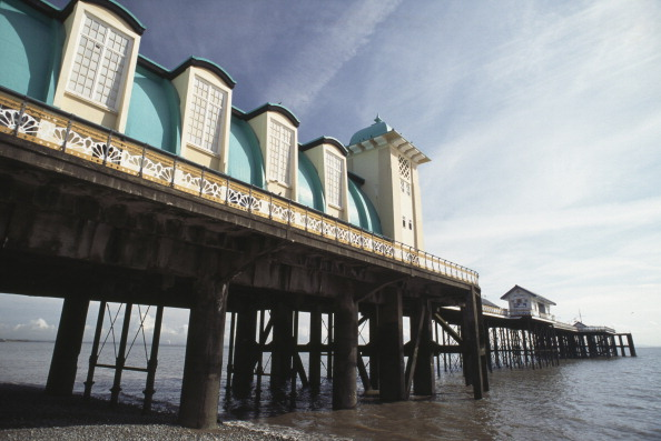 Water's Edge「Penarth Pier」:写真・画像(13)[壁紙.com]