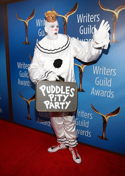 Puddle「2018 Writers Guild Awards L.A. Ceremony - Arrivals」:写真・画像(2)[壁紙.com]