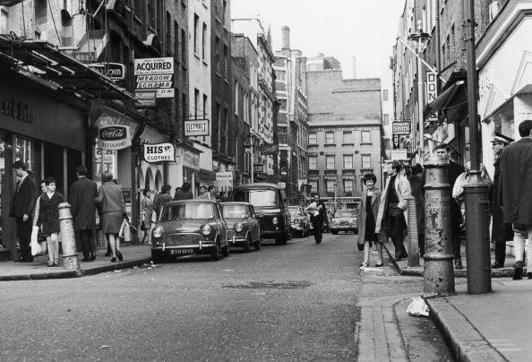 Cool Attitude「Carnaby Street」:写真・画像(2)[壁紙.com]