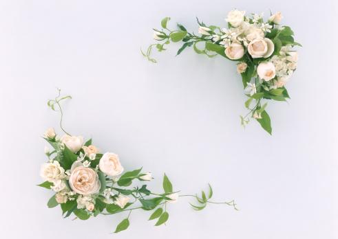 あじさい「Frame of Flower」:スマホ壁紙(12)