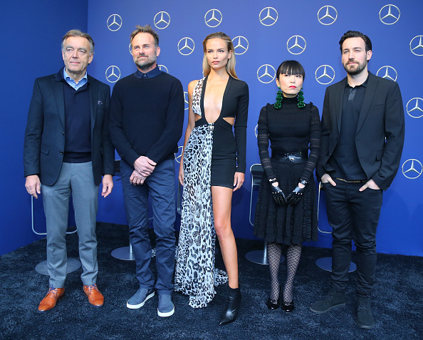 Versace Versus「Mercedes-Benz Fashion Talk - Mercedes-Benz Fashion Week Berlin Autumn/Winter 2016」:写真・画像(3)[壁紙.com]