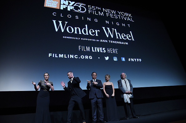 下襟「55th New York Film Festival - 'Wonder Wheel' - Introduction」:写真・画像(4)[壁紙.com]