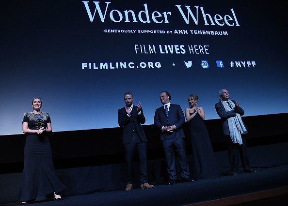 下襟「55th New York Film Festival - 'Wonder Wheel' - Introduction」:写真・画像(3)[壁紙.com]