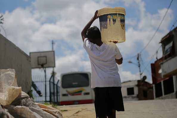 Water「Daily Struggle to Get Water In Caracas」:写真・画像(5)[壁紙.com]