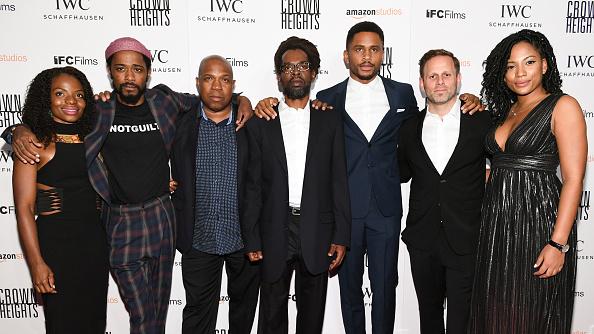 アメリカ合州国「'Crown Heights' New York Premiere - Arrivals」:写真・画像(6)[壁紙.com]