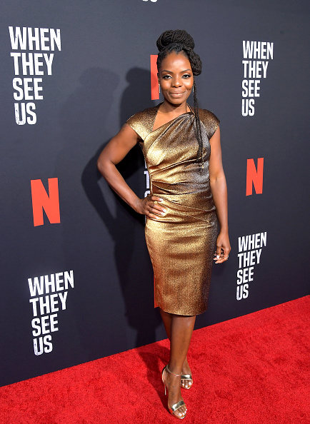 "Silver Colored「Netflix's ""When They See Us"" Screening & Reception」:写真・画像(19)[壁紙.com]"