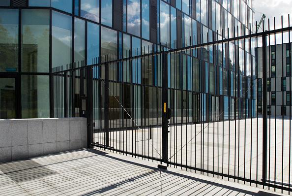 Finance and Economy「Security gate on Nido Student Living accomodation, Kings Cross, London, UK」:写真・画像(12)[壁紙.com]