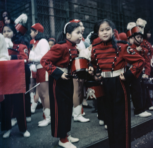 Chinese Culture「Chinese Majorettes In Manhattan」:写真・画像(16)[壁紙.com]