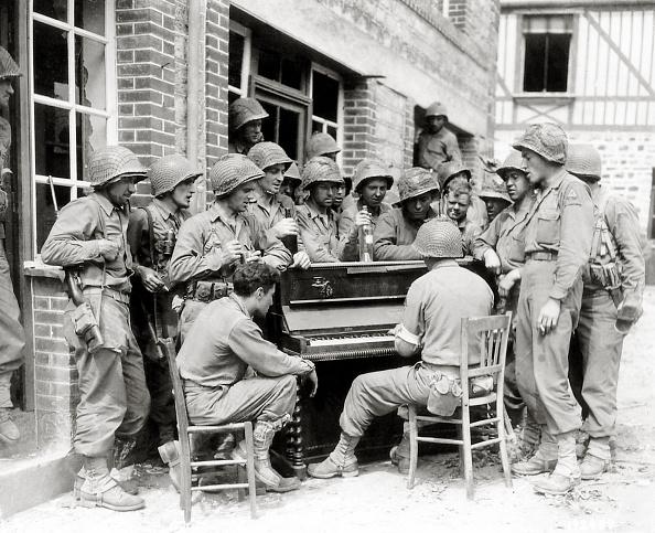 Piano「Operation Overlord」:写真・画像(6)[壁紙.com]