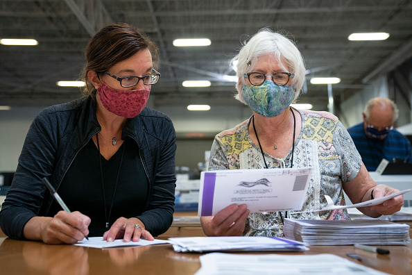 Maryland - US State「Maryland Becomes Earliest State In U.S. To Count Mail-In Ballots」:写真・画像(5)[壁紙.com]