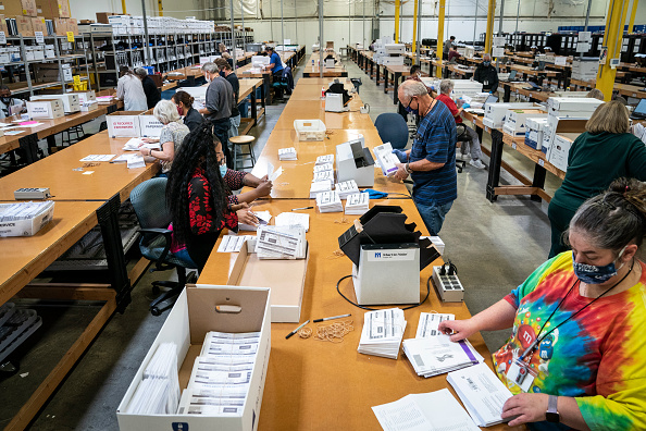 Maryland - US State「Maryland Becomes Earliest State In U.S. To Count Mail-In Ballots」:写真・画像(6)[壁紙.com]