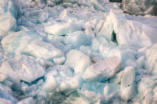 Ice-breaker「Glacial ice washed ashore」:スマホ壁紙(19)