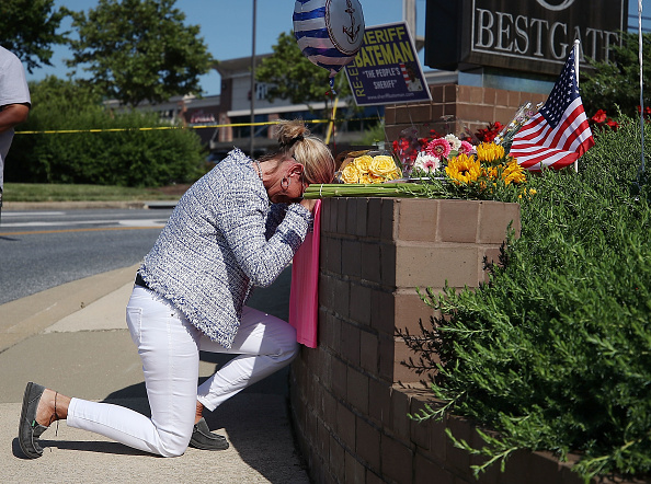 Mass Shooting「At Least 5 Killed In Shooting At Annapolis Capital-Gazette  Newspaper」:写真・画像(5)[壁紙.com]