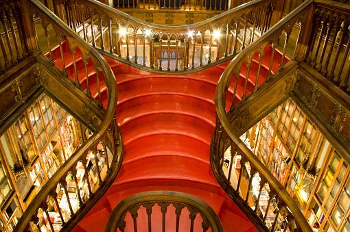Baluster「Ornate Grand Staircase」:スマホ壁紙(10)