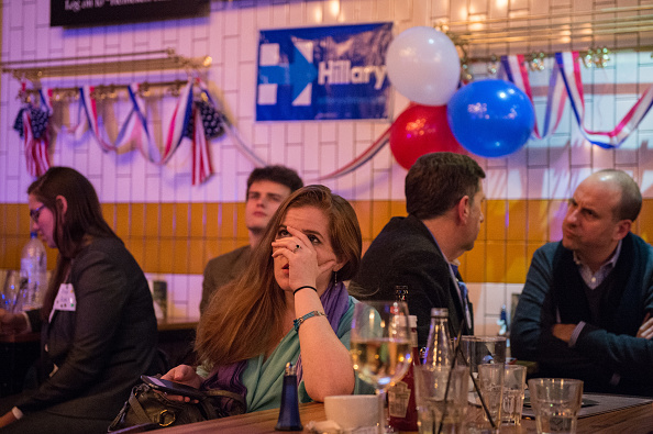 Florida - US State「Democrats Abroad Hold US Election Night Party」:写真・画像(1)[壁紙.com]