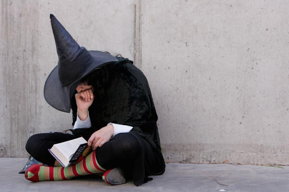Costume「Publication Of The Final Installment Of Harry Potter Series」:写真・画像(17)[壁紙.com]