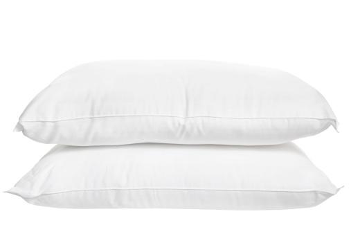 Pillow「Two pillows on white background」:スマホ壁紙(9)