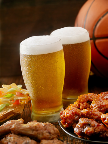 Animal Wing「Beer, Basketball and Wings」:スマホ壁紙(12)