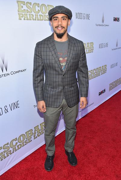"Alberto E「Premiere Of RADiUS And The Weinstein Company's ""Escobar: Paradise Lost"" - Red Carpet」:写真・画像(5)[壁紙.com]"