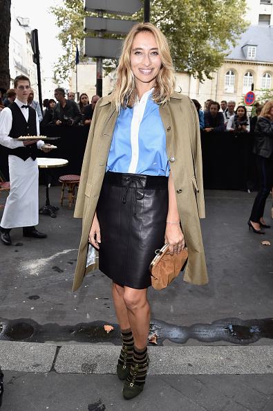 Personal Accessory「Sonia Rykiel : Front Row - Paris Fashion Week Womenswear Spring/Summer 2015」:写真・画像(7)[壁紙.com]