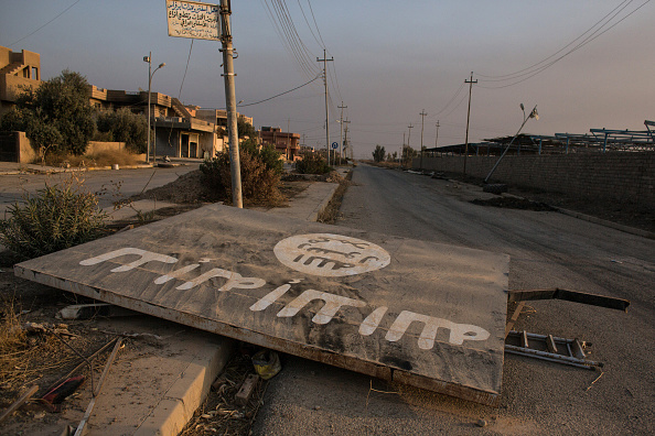 Militant Groups「NPU Forces Secure The Largely Christian Town Of Qaraqosh」:写真・画像(4)[壁紙.com]