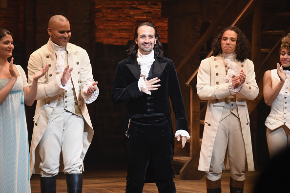 "Theatrical Performance「Lin-Manuel Miranda's Final Performance In ""Hamilton"" On Broadway」:写真・画像(4)[壁紙.com]"