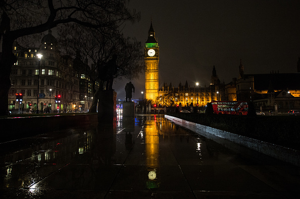 Dark「MPs Debate The Brexit Bill In The House Of Commons」:写真・画像(11)[壁紙.com]