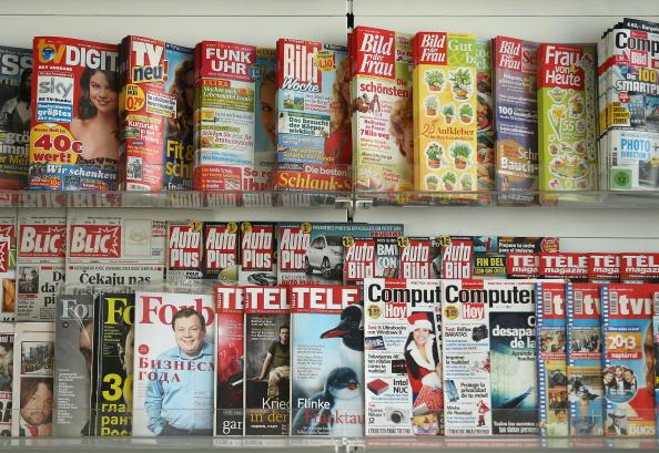 Magazine - Publication「Axel Springer Presents 2012 Financial Results」:写真・画像(7)[壁紙.com]