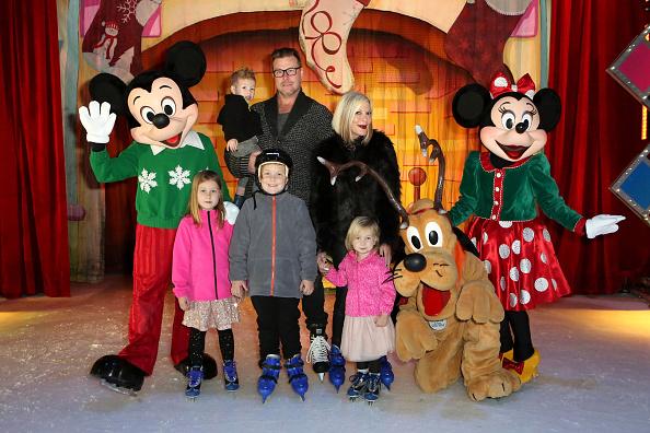 Disney「Disney On Ice Presents Let's Celebrate! Presented By Stonyfield YoKids Organic Yogurt Celebrity Premiere & Skating Party」:写真・画像(11)[壁紙.com]