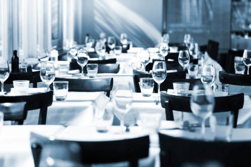 Order「Fine table setting in a restaurant」:スマホ壁紙(1)