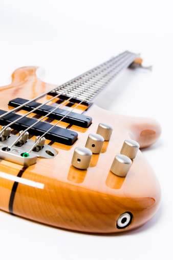 Bass Guitar「Modern bass guitar」:スマホ壁紙(1)