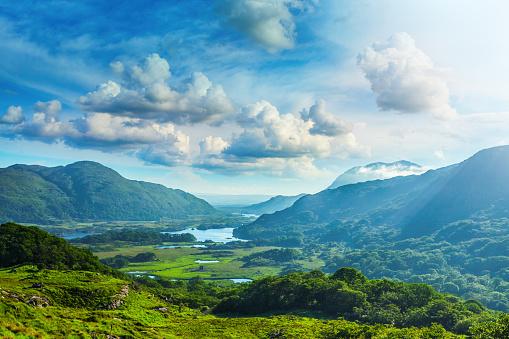 Ring of Kerry「Lakes of Killarney along the Ring of Kerry, County Kerry, Ireland」:スマホ壁紙(0)