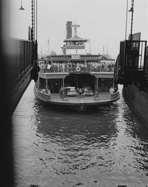 Passenger Craft「Staten Island Ferry」:写真・画像(0)[壁紙.com]
