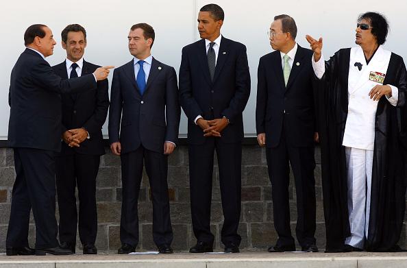 G8「G8 L'Aquila Summit Concludes」:写真・画像(16)[壁紙.com]