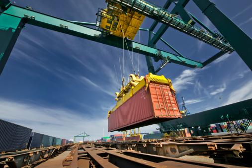 West Flanders「Rail freight」:スマホ壁紙(3)