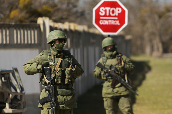 Army Soldier「Crimean Parliament Seeks Formal Union With Russia」:写真・画像(5)[壁紙.com]