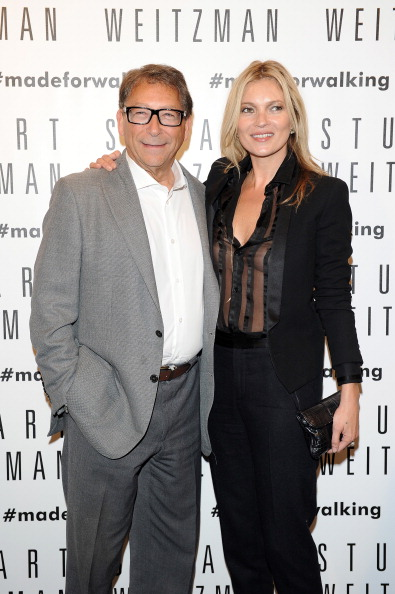 Stuart Weitzman - Designer Label「Kate Moss Celebrates Stuart Weitzman Flagship Store Opening Designed By Zaha Hadid 」:写真・画像(18)[壁紙.com]