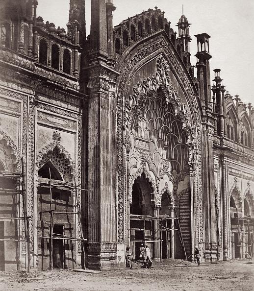 Construction Equipment「Jama Masjid In Lucknow」:写真・画像(1)[壁紙.com]
