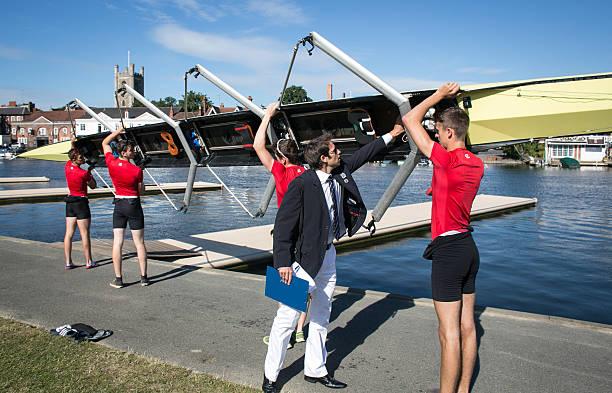 Spectators Enjoy The Start Of The Henley Royal Regatta:ニュース(壁紙.com)