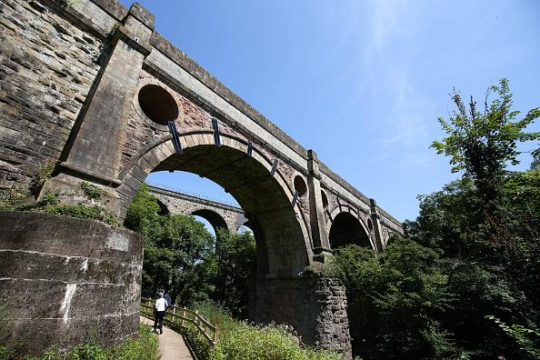 自然・風景「Marple Aqueduct receives Green Flag Award」:写真・画像(4)[壁紙.com]