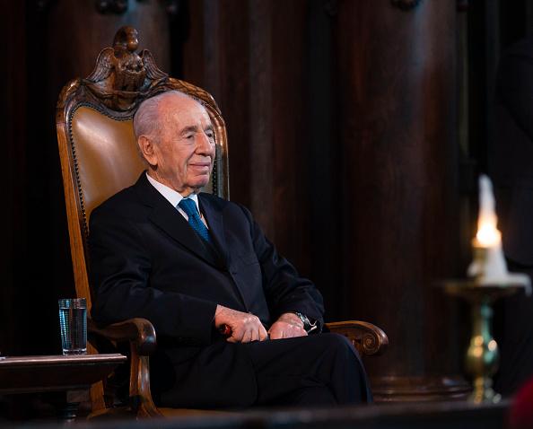 Michel Porro「Shimon Peres Visits The Netherlands」:写真・画像(19)[壁紙.com]